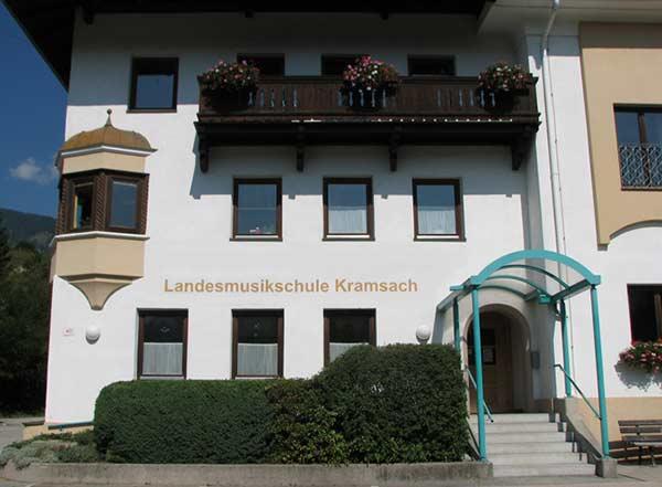 Landesmusikschule Kramsach